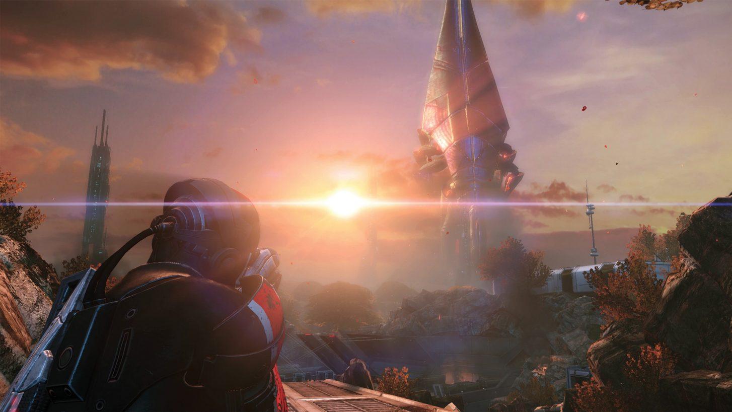 Почувствуй разницу: сравнение графики Mass Effect Legendary Edition и оригинальной трилогии