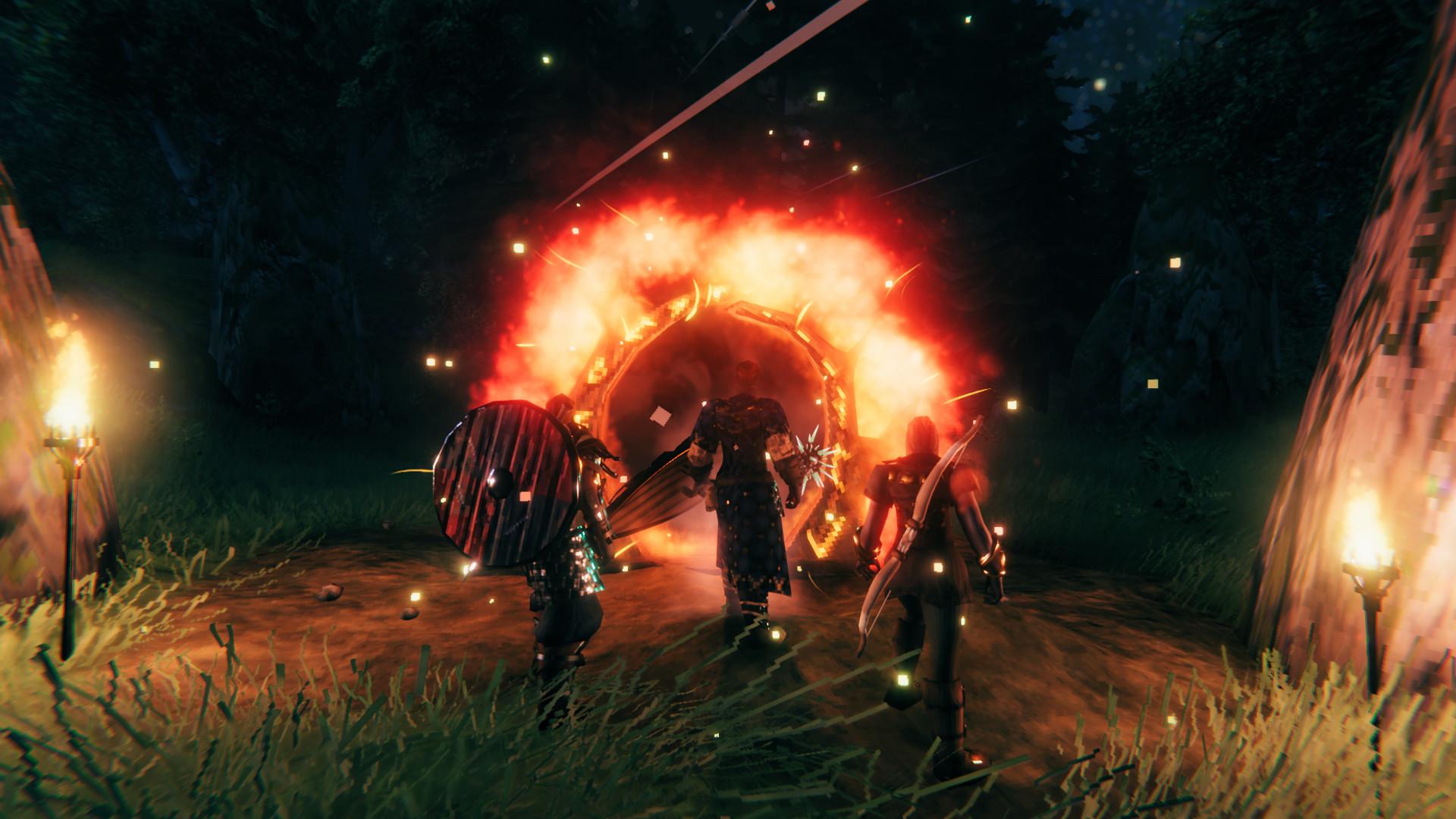 Внезапно, чарт Steam возглавил недоделанный «выживач» с викингами Valheim и онлайном в 130 000 игроков