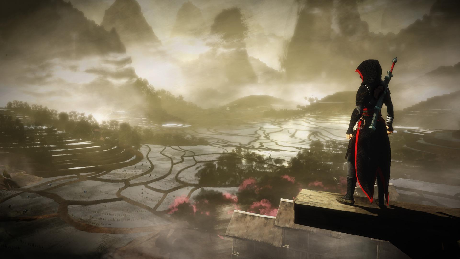 Ubisoft дарит Assassin's Creed в сеттинге Китая 1526 года для ПК
