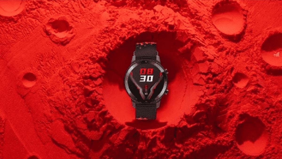 Nubia Red Magic Watch: первые смарт-часы бренда с ценником в $90