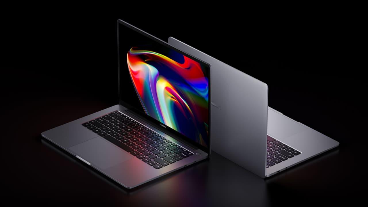 Xiaomi показала две версии ноутбука Mi Laptop Pro с E4 OLED или LCD дисплеем от $800