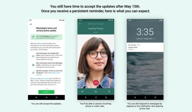 Что будет, если не принимать новую политику конфиденциальности WhatsApp