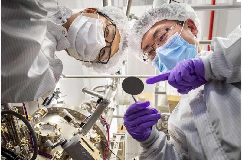 Нитридные сегнетоэлектрические полупроводники для электроники нового поколения