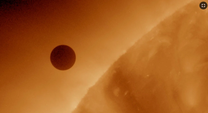 NASA вернется на Венеру с двумя новыми миссиями
