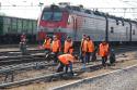Почти 5 тысяч железнодорожников приняли участие в субботниках в регионах Дальнего Востока