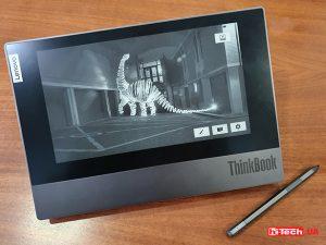 Обзор ноутбука Lenovo ThinkBook Plus: чтение с двух сторон