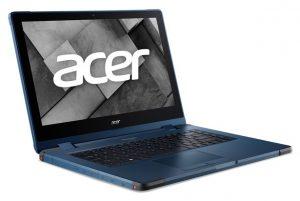 Защищённый ноутбук Acer ENDURO Urban N3 с MIL-STD 810H и IP53 стоит в Украине от 19 799 грн