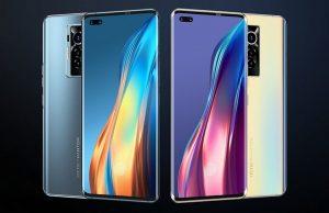 Внезапно более премиальный. Представлен смартфон Tecno Phantom X с MediaTek Helio G95 и дисплеем SuperAMOLED