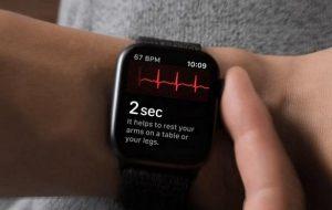 С выходом обновления watchOS 7.6 для Apple Watch украинские пользователи получили поддержку ЭКГ