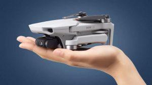 Новый дрон DJI Mini SE рассчитан на формирующиеся рынки дронов в Юго-Восточной Азии и Южной Америке