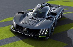 Гиперкар нового класса для Ле-Мана, Peugeot 9Х8, получил гибридную силовую установку