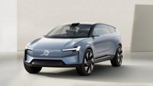 Показан Volvo Concept Recharge — концепт будущих электрокаров марки