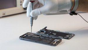 Как выполнить качественный ремонт iРhone