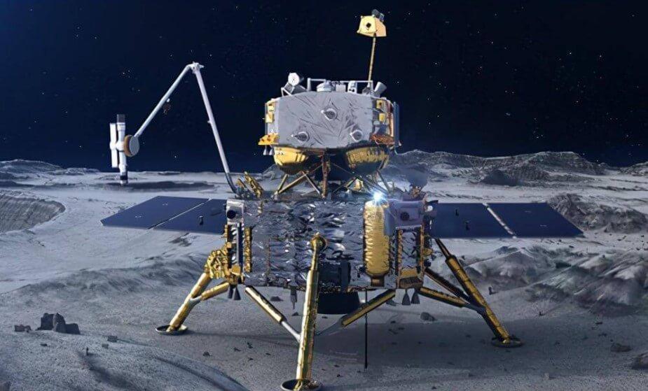 Как Китай доставит лунный грунт на Землю в рамках миссии «Чанъэ-5»?
