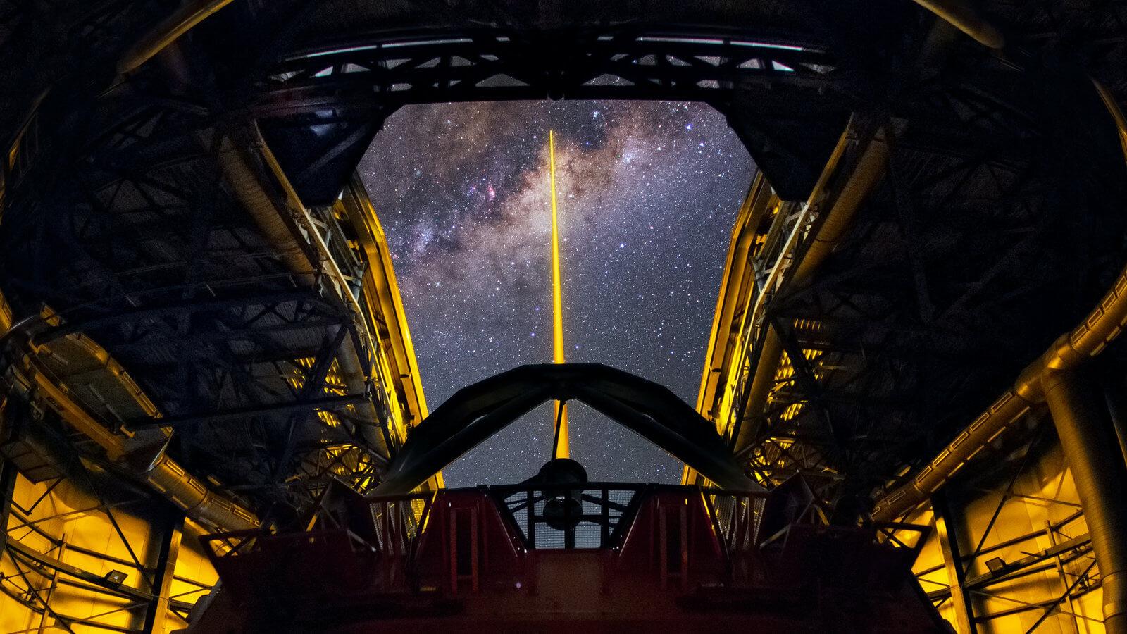 Знакомьтесь – новые телескопы, которые навсегда изменят астрономию