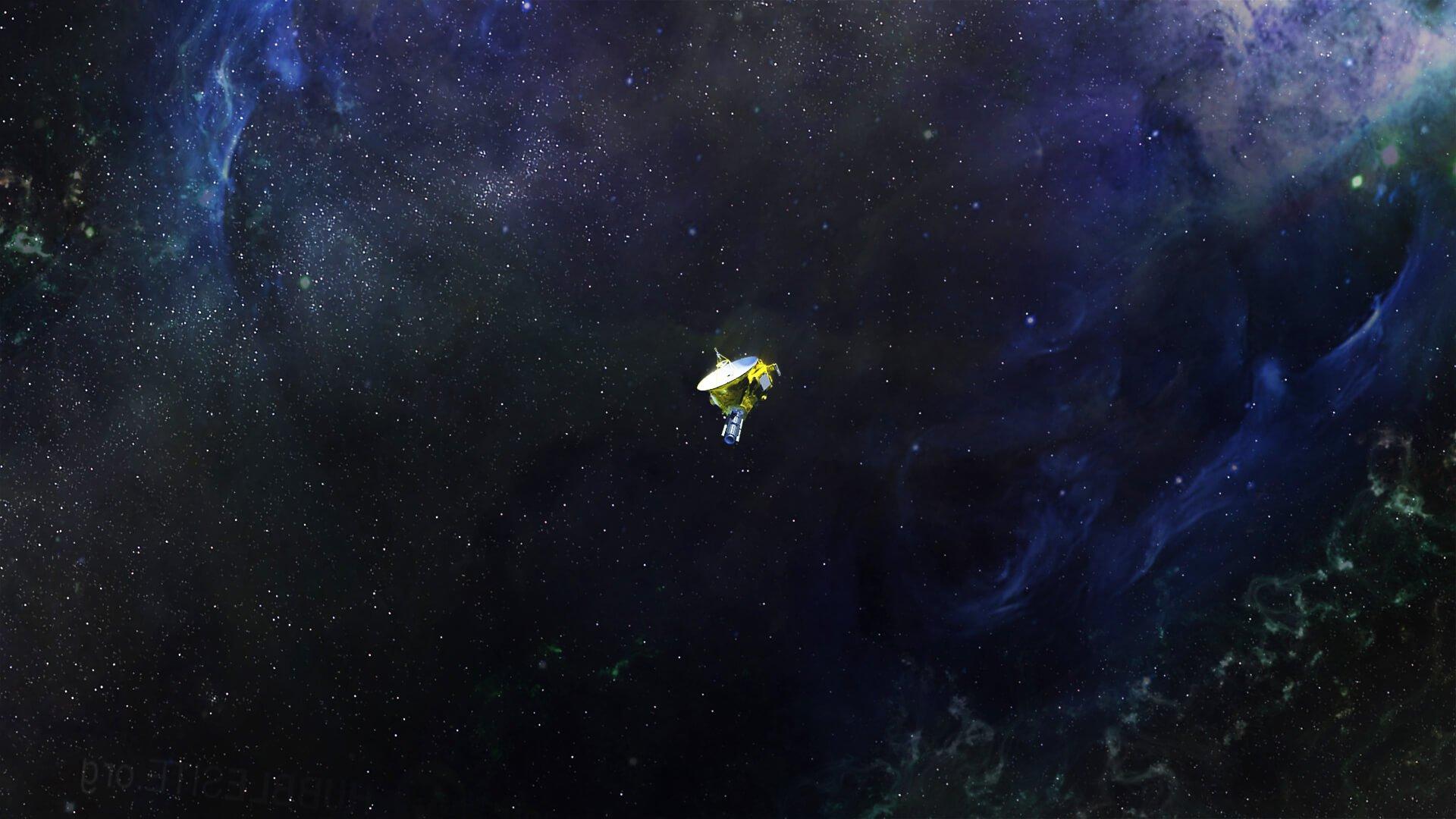 Почему в открытом космосе не так темно, как мы думаем?