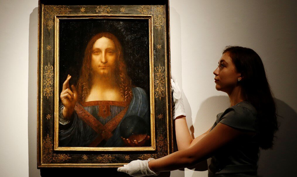 В чем секрет самой дорогой картины в мире?