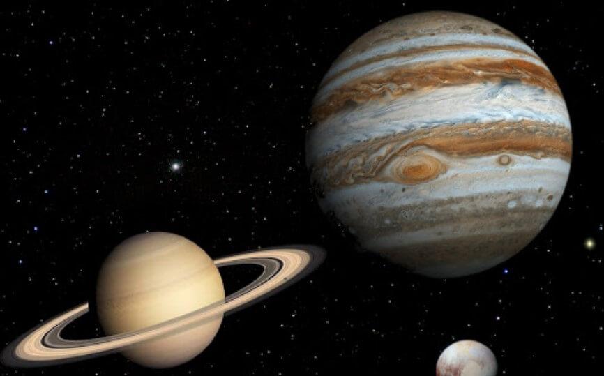 Как наблюдать за сближением Сатурна и Юпитера, которое случается раз в 400 лет?