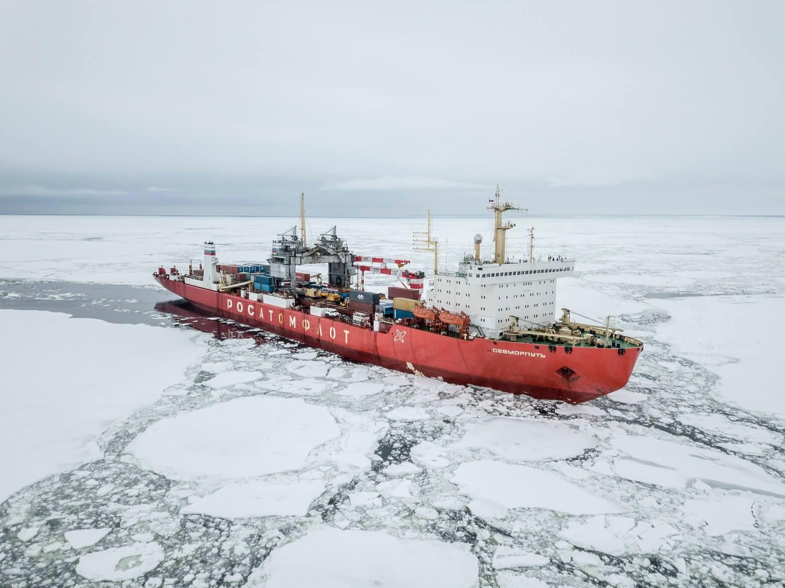 Почему российский атомный ледокол «Севморпуть» застрял в водах Испании?