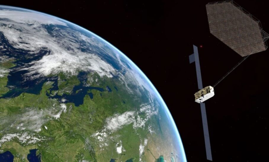 Airbus создаст космический завод по производству спутников. Но зачем?