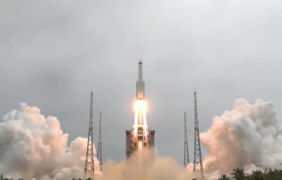 Китай начал строительство своей космической станции. Из чего она состоит и для чего нужна?