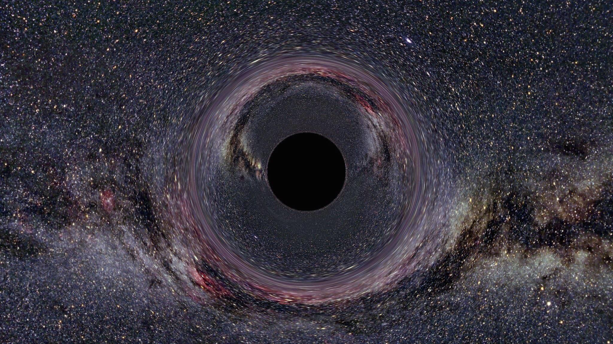 Что находится в центре Млечного Пути и других галактик?