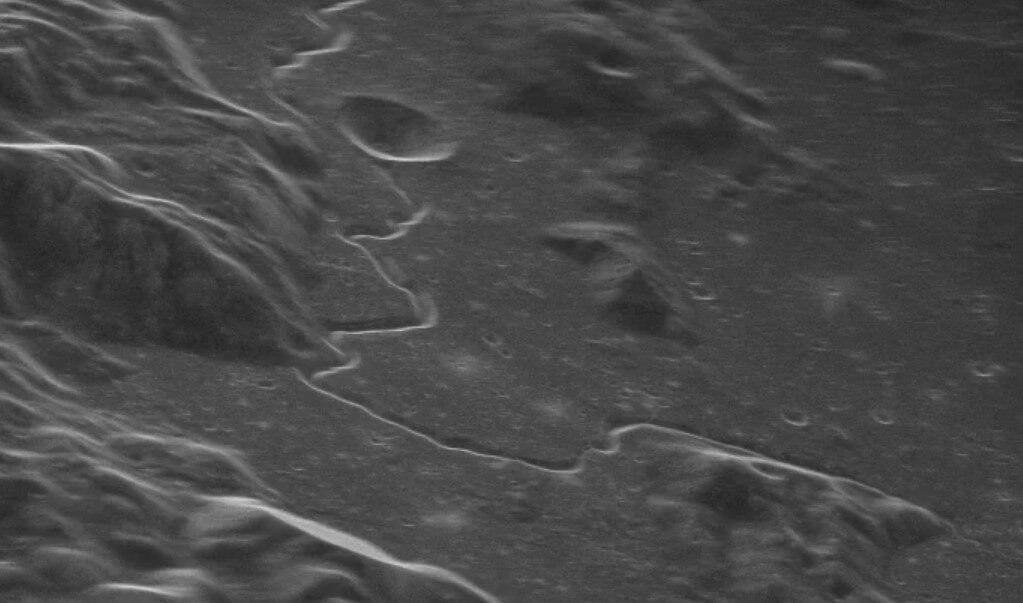 Как ученые сделали качественную фотографию Луны, не летая в космос?