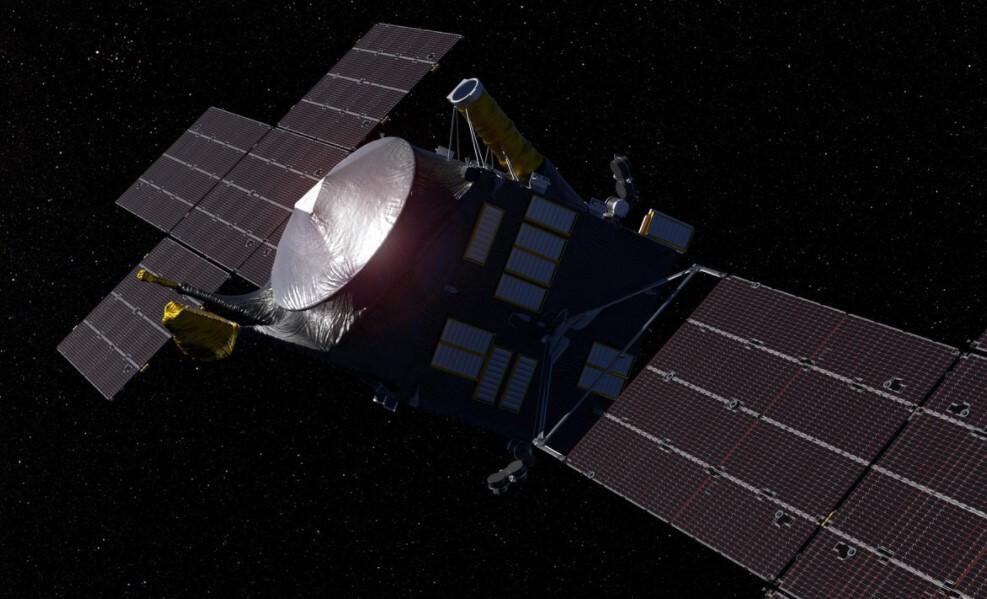 NASA запустило сборку межпланетной станции Psyche. Куда она будет отправлена?