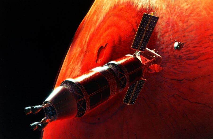 NASA может отправить людей на Марс при помощи ядерного двигателя. Это не опасно?
