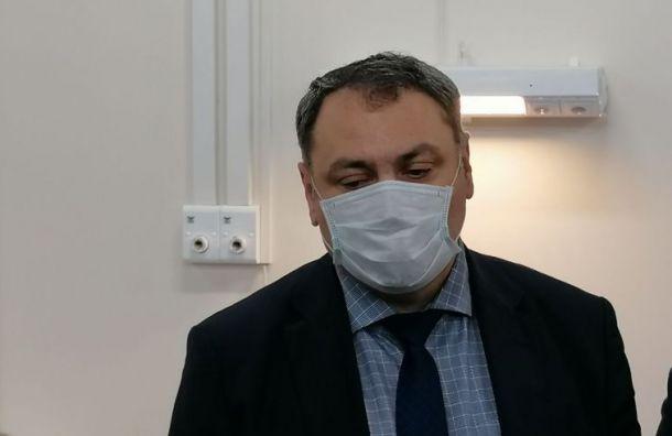 Андрей Сарана привился от коронавируса