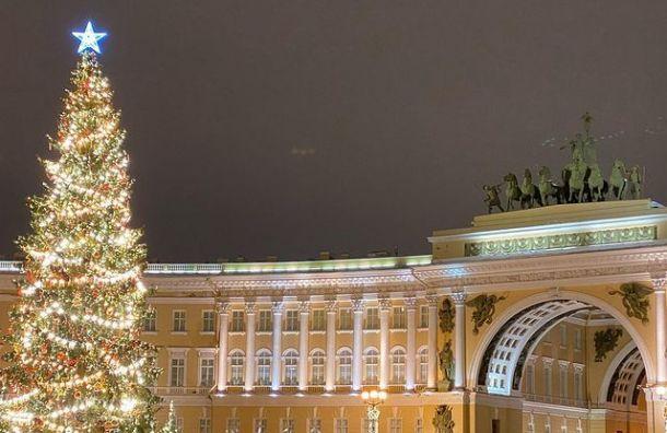 Колесов: Циклон в новогоднюю ночь принесет в Петербург мокрый снег
