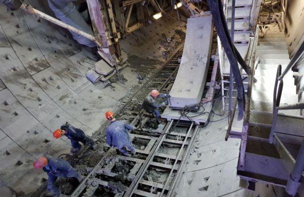 Новый участок красной ветки метро Петербурга начнут проектировать в 2022 году