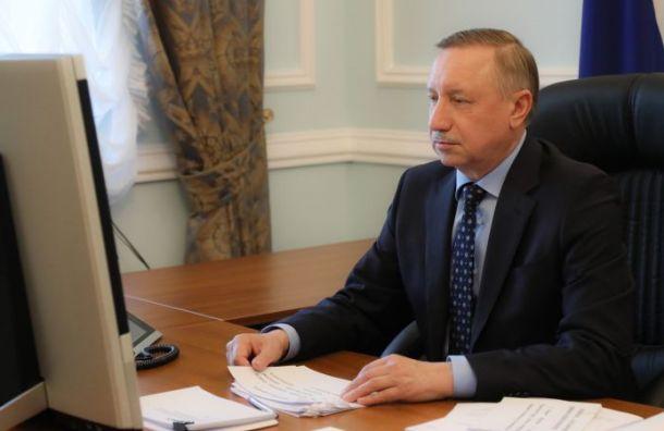 Беглов определил размер платы за детский сад на 2021 год
