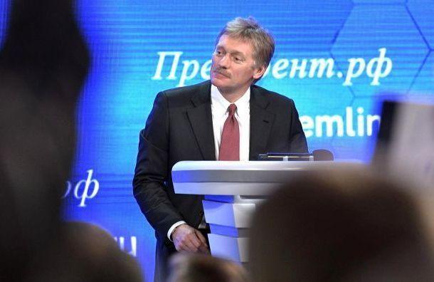 Песков прокомментировал слова Жириновского о возможных преемниках Путина