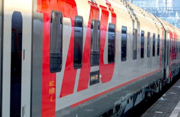 Поезд Петербург — Адлер задержали на Кубани из-за аварии на контактной сети