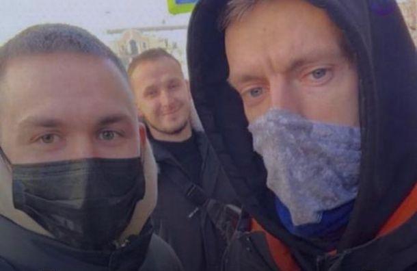 Массовые задержания начались на акции в поддержку Навального во Владивостоке