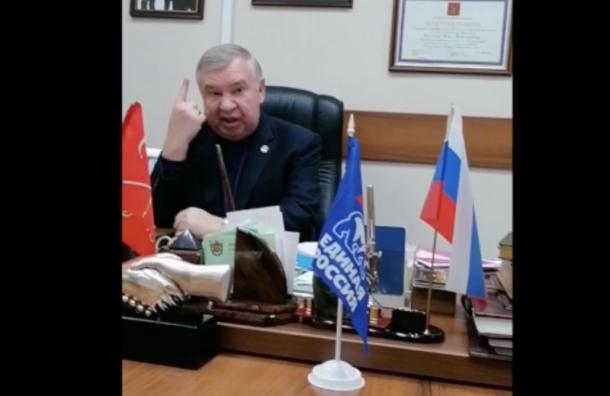 Вячеслав Макаров даст оценку ругательствам депутата Высоцкого