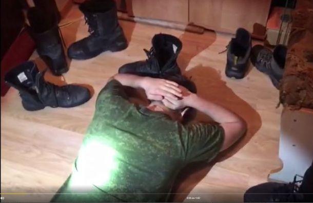 ФСБ задержала членов террористической организации в Петербурге