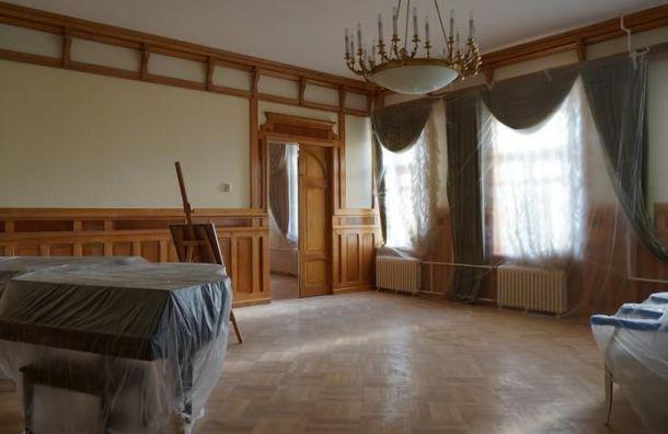 Реставрацию дома Набоковых пообещали завершить к сентябрю