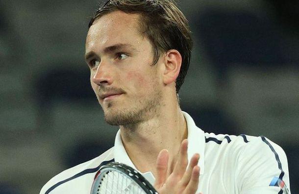 Теннисист Медведев впервые вышел в финал Australian Open