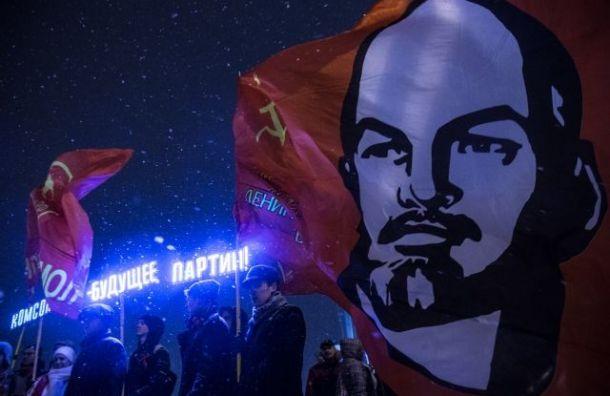 Смольный отказал КПРФ в митинге против политических репрессий 23 февраля