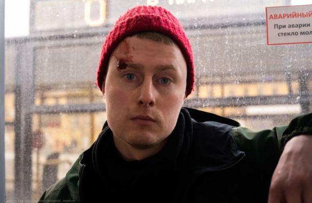 Более тысячи человек задержали на акции в поддержку Навального в Петербурге