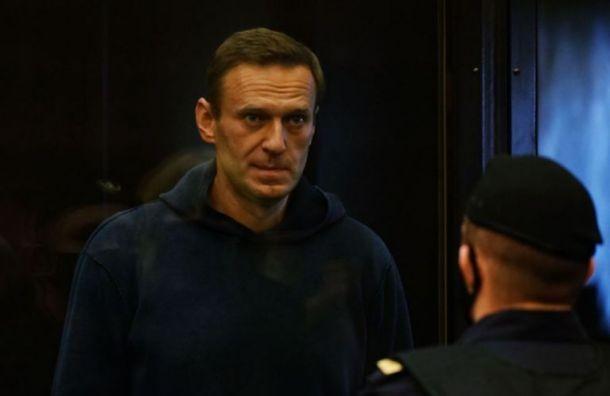 Навального привезут в суд по делу о клевете на ветерана