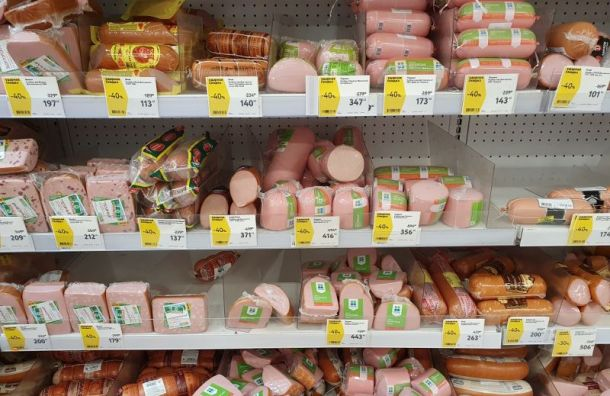 В четырех из пяти образцов колбасы 'Докторской' нашли ДНК курицы