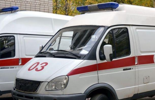Три человека пострадали в ДТП с рейсовым автобусом под Бокситогорском