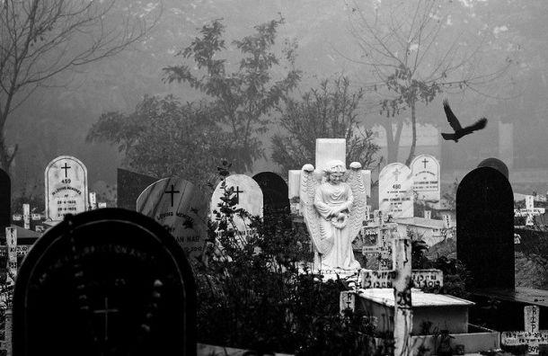 Злоумышленник по вечерам нападал на женщин на Богословском кладбище