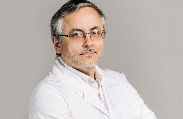 Земченкова сняли с должности главного нефролога Петербурга