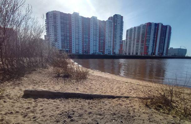 Отстойно-разворотная площадка на месте парка