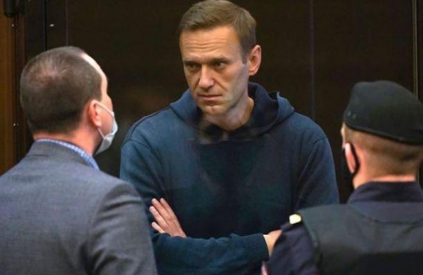 Навальный может умереть в колонии от внезапной остановки сердца