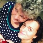 Певица Слава убита горем после смерти матери
